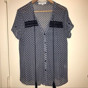 Eden and Olivia Blouse